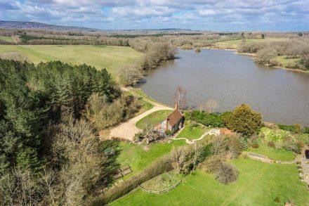 park-mill-farmhouse-shillinglee-road-drone