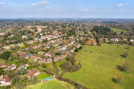 the-paddocks-charlwood-drive-drone